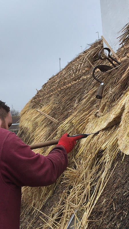 Thatching services